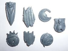 Warhammer Age of Sigmar Vampire Counts Skeletons Shields B – G398