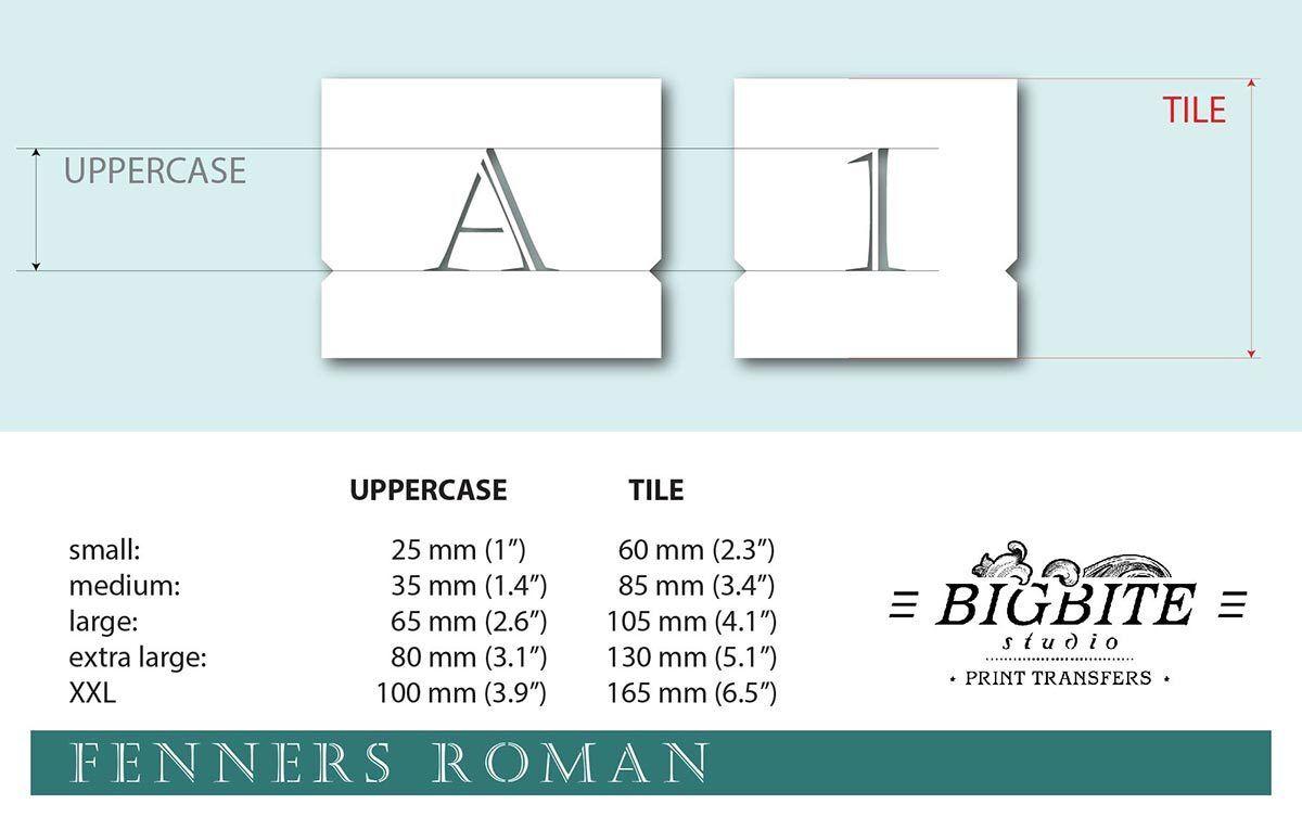 Fatte con con con uno stencil lettere-font Delicato Elegante Alfabeto maiuscolo fenners  071 53895c