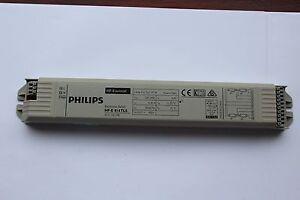 Philips hf-performer ii hf-p 140 pll eii ballast électronique pour 1 pl-l lampe 40w