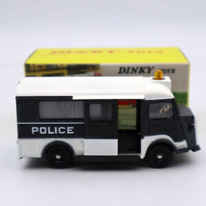Atlas-1-43-Dinky-Toys-566-Citroen-CURRUS-Car-DE-Police-Secours-Deicast