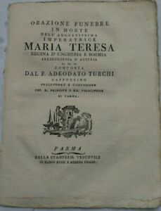 1780-DISCORSO-PER-MORTE-DELLA-REGINA-DI-UNGHERIA-E-BOEMIA-MARIA-TERESA-D-039-AUSTRIA