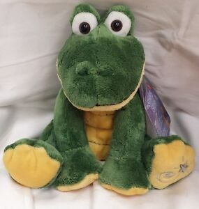 SHINING STARS ALLIGATOR, BRAND NEW UNUSED, GREAT PLUSH