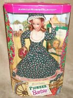 Mattel Pioneer Barbie Doll Special Edition American Stories Collection (1994) Toys