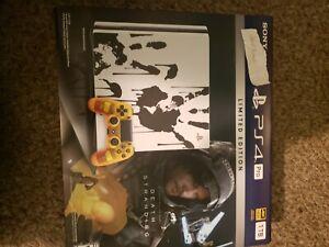 Sony PlayStation 4 Pro 1TB Console Death Stranding Edition
