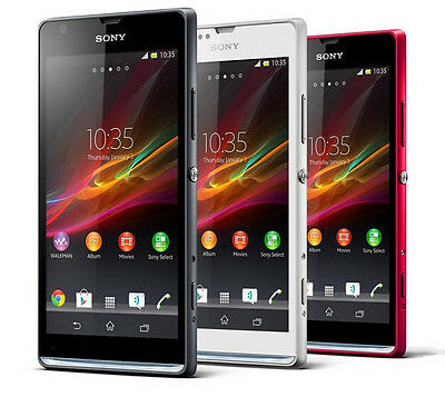 Unlocked Sony XPERIA SP M35H C5303 8GB 4.6'' Android Smartphone Black