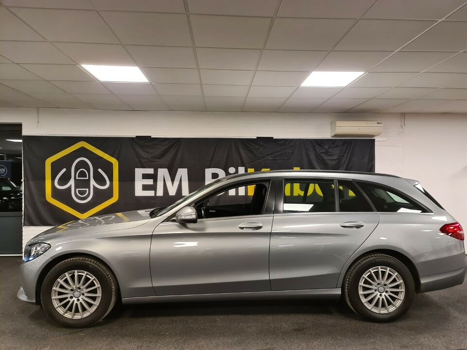 Mercedes C200 1,6 BlueTEC stc. Diesel modelår 2015 km