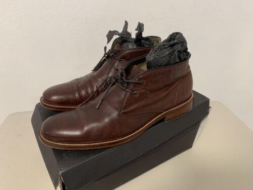 Banana Republic Norman Chukka Boots Dress Shoes Le