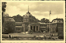 Bad Oeynhausen Ravensberger Mulde ~1930 Badehaus Kurhaus Stadtpark Park Gebäude