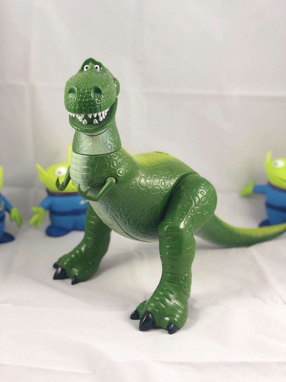Toy Story Rex Big Größe Grande