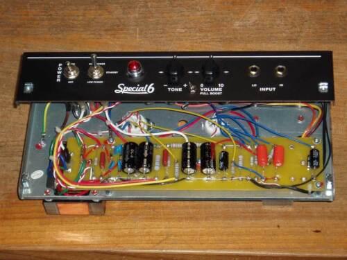 "Tweed Princeton Alnicomagnet Mod Kit /""5F2A/"" VHT Special 6"