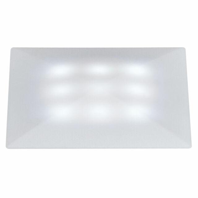 Paulmann 988.62 Einbauleuchten Set Special Line Updownlight Quaddro LED 3 x 1W