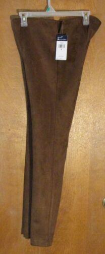 Stretch Super Slim Mid Side Legging Ranch Brown L Ladies Størrelse chaps Rise fRxzqBCC1w