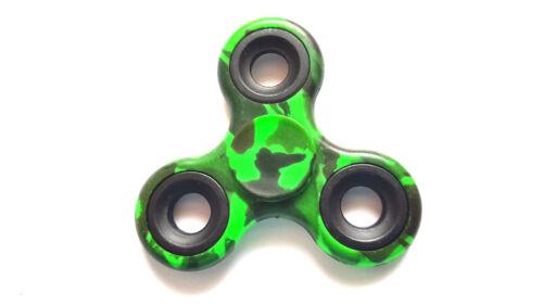 Fidget Spinner dedo mano trompo anti estrés juguetes TDAH