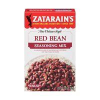 Zatarain's Red Bean Seasoning 2.4 Oz (case Of 12) Free Shipping