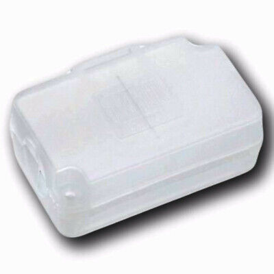 Empty Connection Box Clear InLine Cable Connector Junction Box CHOC30E 100 Pack