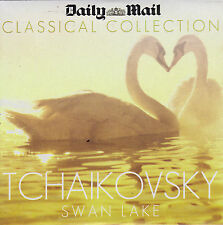 TCHAIKOVSKY - SWAN LAKE & SLEEPING BEAUTY: HIGHLIGHTS / RICCARDO MUTI – PROMO CD