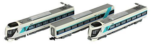 Rokuhan T034-2 Z Scale Tobu Limited Express 500 Type Revaty Aizu From japan