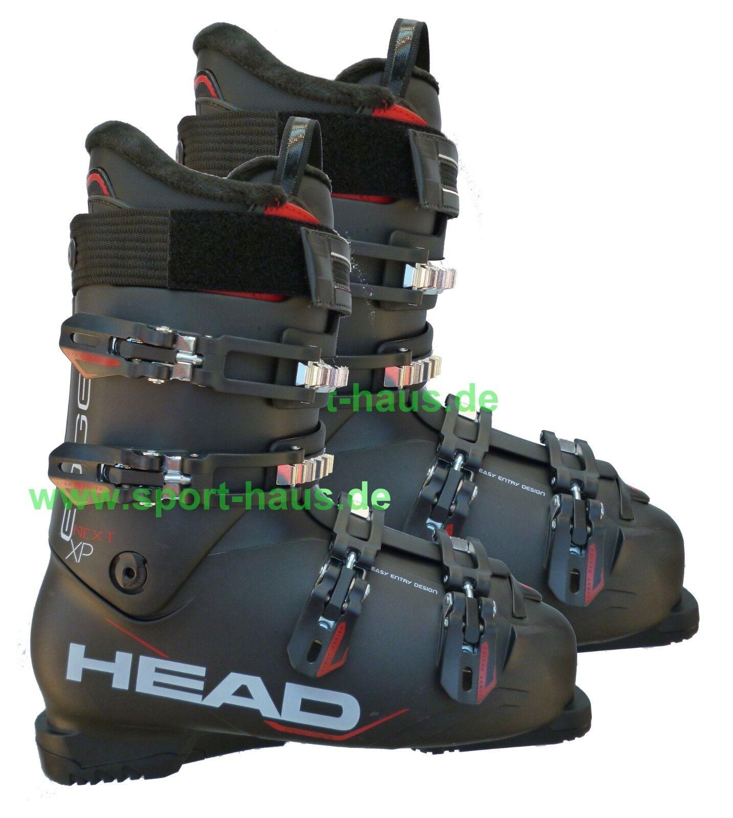 Head XP Sie Abfahrtstiefel - Alpinstiefel Größe 29,0 Farbe in schwarz