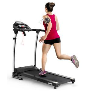 KUOKEL-KBR-JK107-Laufband-Fitnessgeraet-Heimtrainer-mit-LCD-Display-1-10km-h-NEU