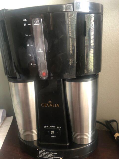 Gevalia Coffee Maker For 2 Ws 02a