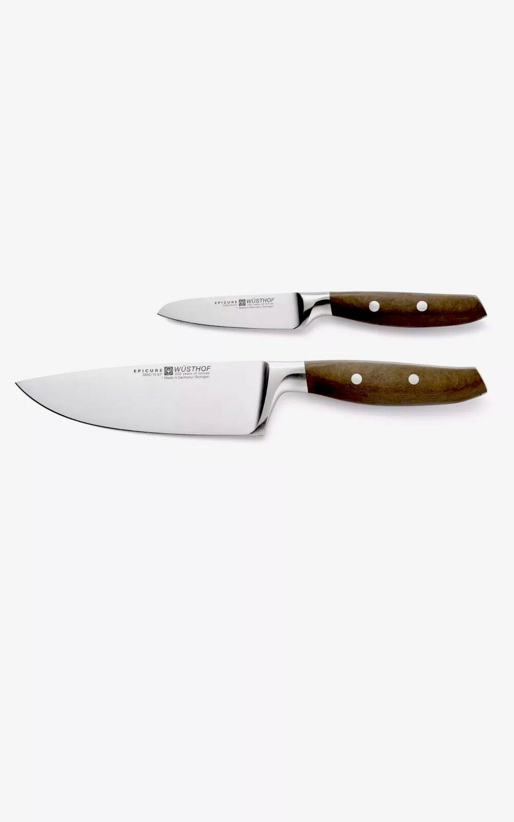Wusthof Epicure 2 Piece Starter Kit couteau