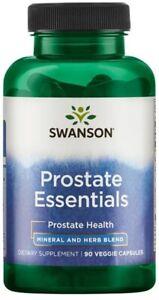 SWANSON prostata Essentials | Prostata & tratto urinario Support | 90 CAPSULE VEG