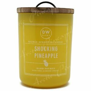 DW-Home-Large-15-0oz-Candle-56-Hour-Large-Double-Wick-Shocking-Pineapple-Scent