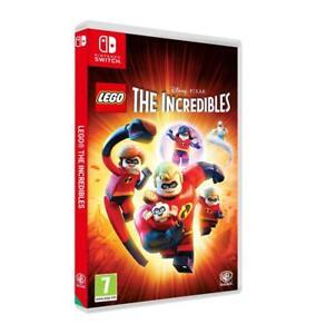 LEGO-il-GLI-INCREDIBILI-Nintendo-Switch-Ufficiale-Gioco-Nuovo-e-Sigillato