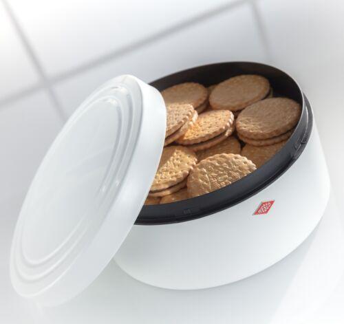 Wesco Gebäckdose Classic 4 L Noir Vorratsdose Boîte biscuit cookiebox Nouveauté