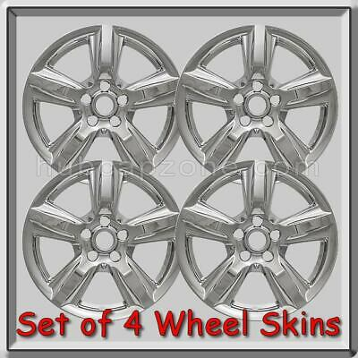 """2010-2017 FORD F150 17/"""" CHROME WHEEL SKINS LINERS HUBCAPS IMP-80X 2"""