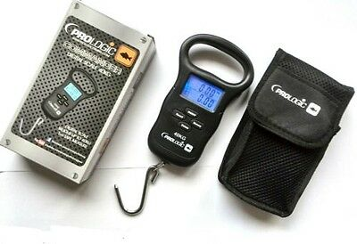 Prologic Commander Digital Carp Scales  40KG With 1m tape measure
