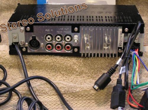 USB 47-53 Chevy Truck  NEW USA-630 II* 300 watt AM FM Stereo Radio iPod Aux in