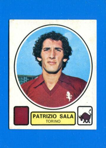 SALA CALCIATORI PANINI 1977-78 Figurina-Sticker n TORINO -New 275 P