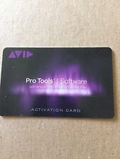 Avid Pro Tools 10 11 12 12.7 with ILOK Official PERPETUAL License for Protools
