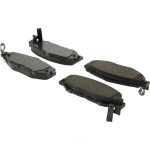 Disc Brake Pad Set-C-TEK Ceramic Brake Pads Rear Centric 103.16790