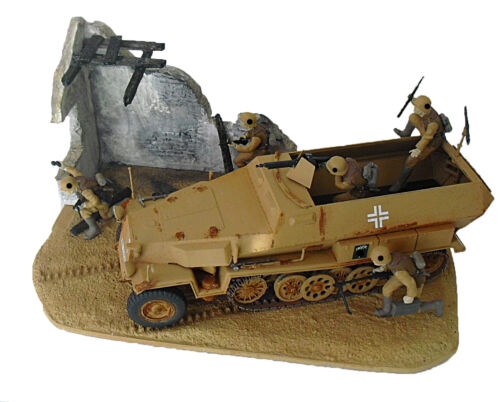 RESIN Schnell – Bausatz Diorama/Wüsten-Ruine für 1:35 (26) **NEU**