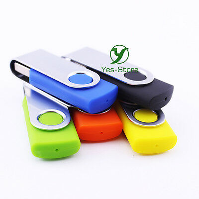 Pack of 100pcs 1GB 1Giga USB Flash Pen Drive Memory Thumb Stick Key Storage Disk