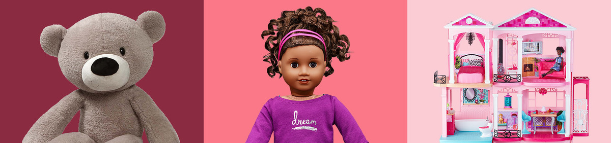 Shop Event Presents for Perfect Playtimes Up to 30% off dolls and more.