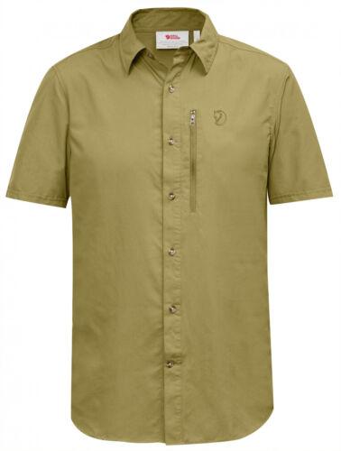 Fjallraven Abisko Hike Shirt Short Sleeve Ideal for the tropics