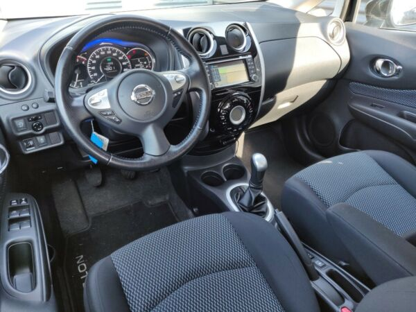 Nissan Note 1,2 Acenta Tech - billede 5