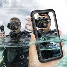 iPhone 11 Pro Max X/XS/XR/XS Max 8 7 6 6S Plus Full Sealed Case Life Waterproof