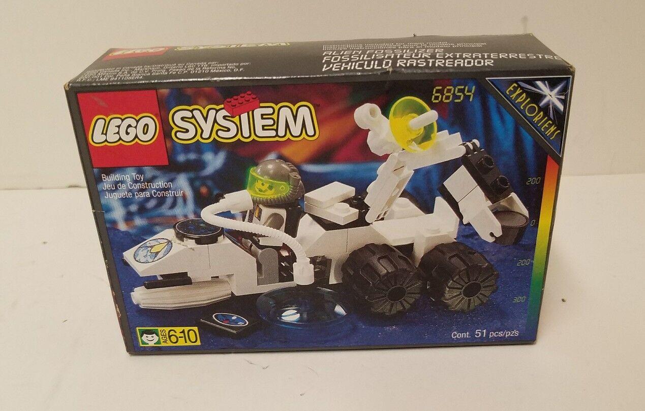 NEW Sealed Lego System Alien Fossilizer 6854 1997 Space Explorers Exploriens
