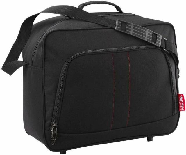 Cabin Max Budapest Underseat Luggage 40x30x20 Bag Wizzair Black For Sale Online Ebay