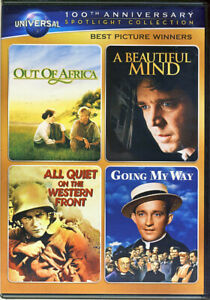 OUT-OF-AFRICA-A-BEAUTIFUL-MIND-ALL-QUIET-ON-THE-WESTERN-FRONT-GOING-DVD