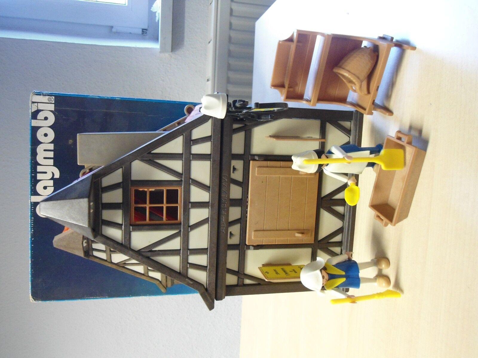 Playmobil Klicky Set 3441   Bäckerei  gebraucht