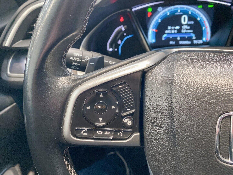 Honda Civic 1,5 VTEC Turbo Executive CVT - billede 12