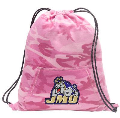 Broad Bay Cute ODU Drawstring Backpack Ladies Old Dominion University Cinch Bag Unique MESH /& Microfiber