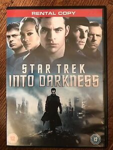 Star-Trek-Into-Darkness-DVD-2013-Fantascienza-Film-Film-Noleggio-Versione