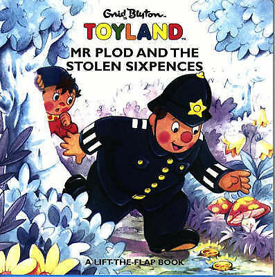 Mr Plod and the Stolen Sixpences (Noddy), Blyton, Enid, Very Good Book