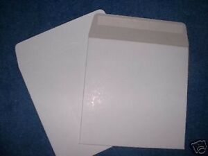5-x-White-7-034-Vinyl-Record-Mailers-Holds-1-3-7-034-singles